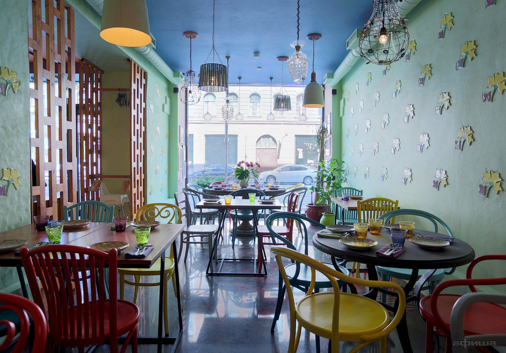 Ресторан Тайка - фотография 9
