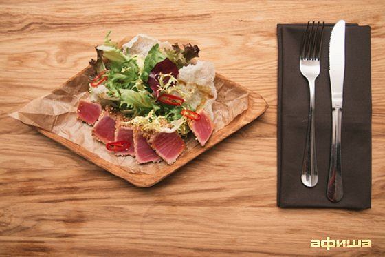 Ресторан Brix Tapas & Grill - фотография 8
