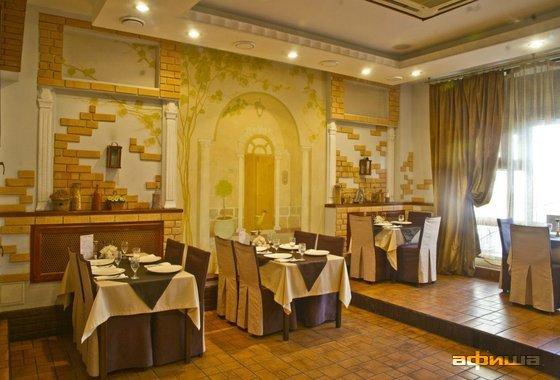 Ресторан Итальянский дворик. Первый - фотография 7