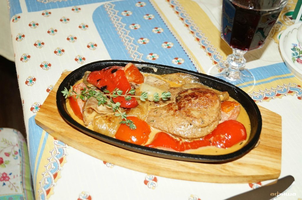 Ресторан Гридница - фотография 1