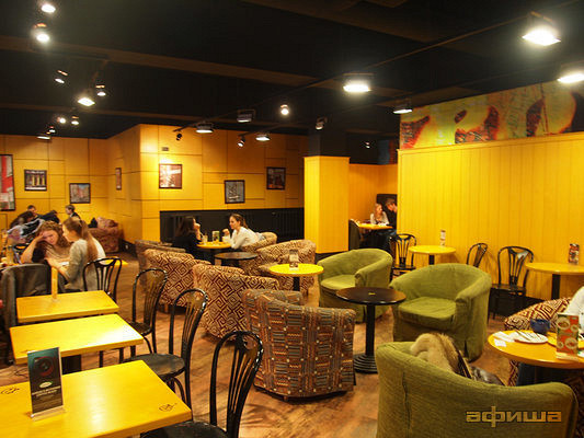 Ресторан Coffee Bean - фотография 3