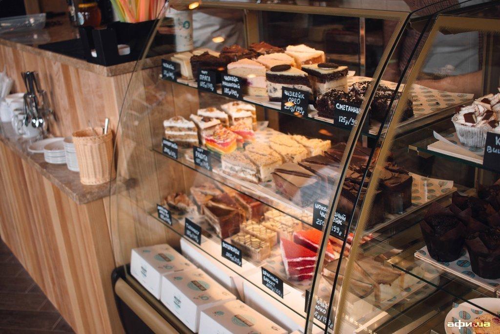Ресторан Coffee Cake - фотография 2