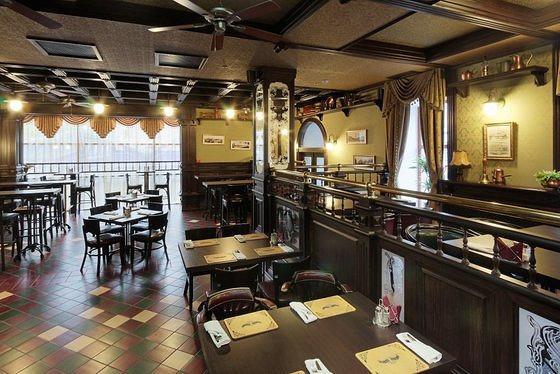 Ресторан Шерлок Холмс - фотография 2