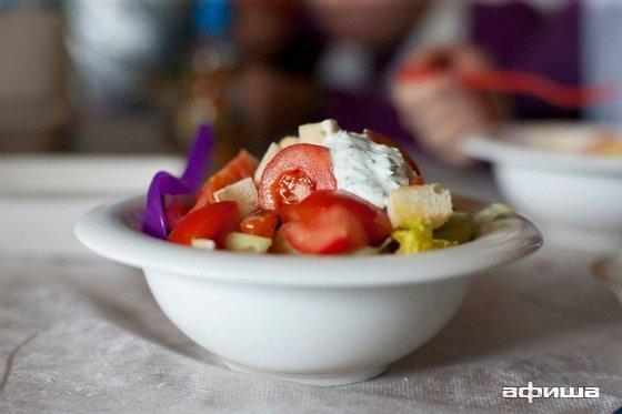 ресторан здоровой еды