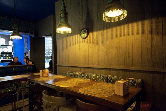 Ресторан Вредные лепешки бугурсок - фотография 6