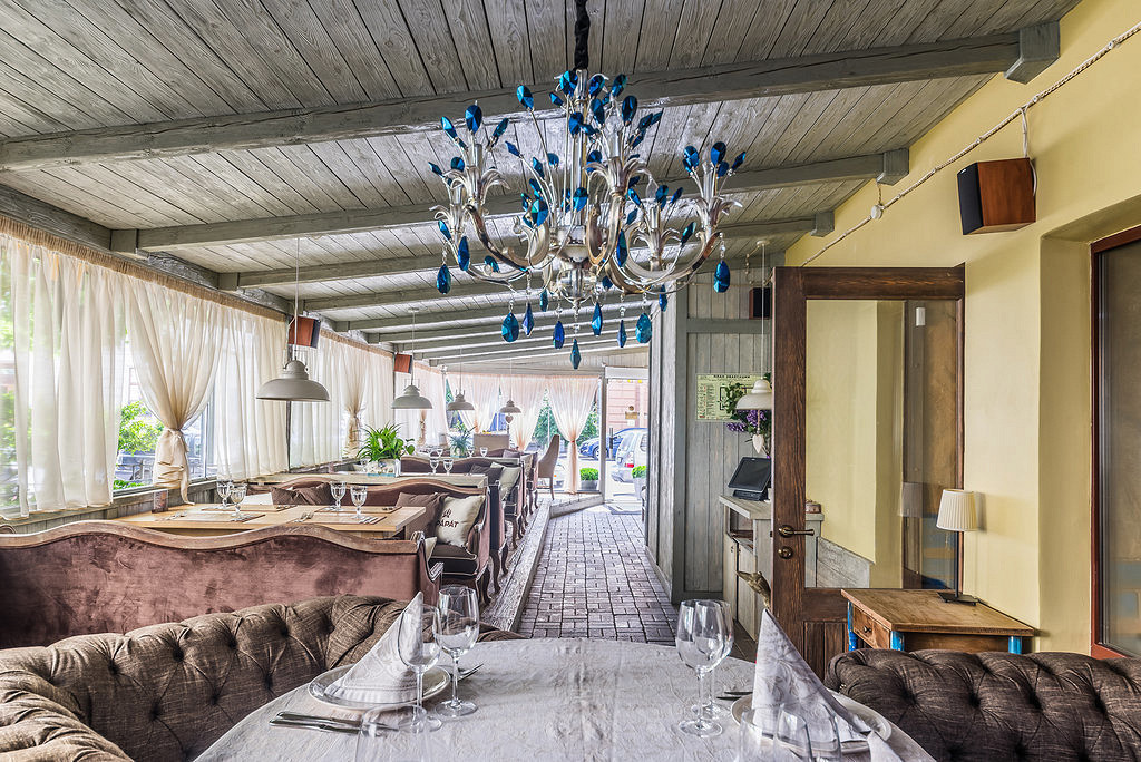 Ресторан Менуа - фотография 4