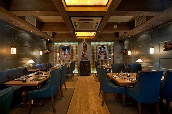Ресторан Fujiko Asian Bistro - фотография 4