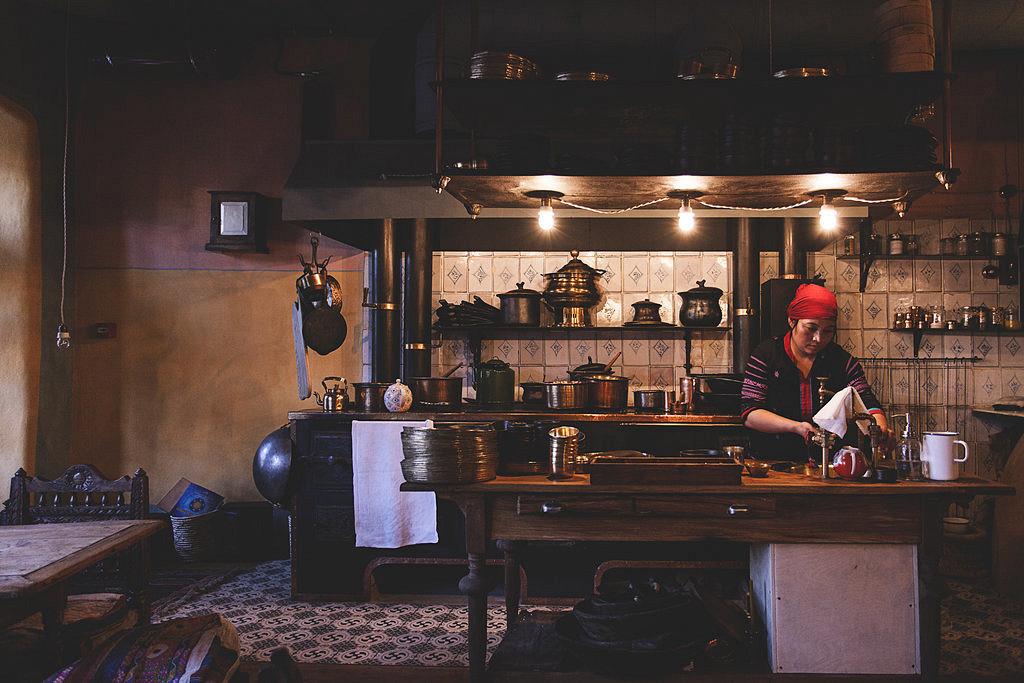 Ресторан Moscow — Delhi - фотография 7