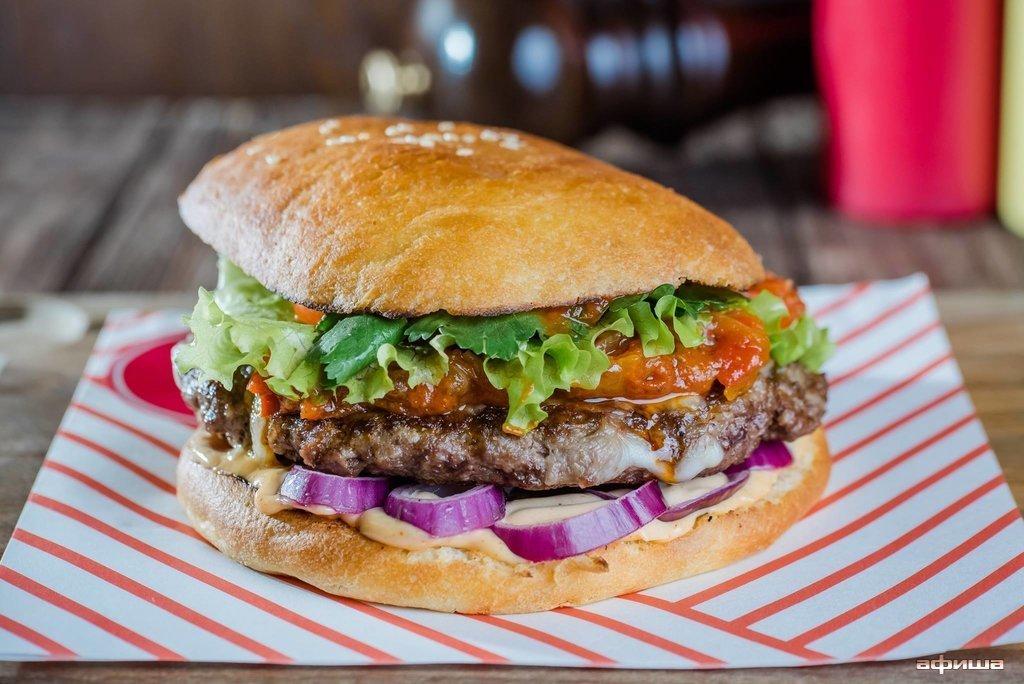 Ресторан Lucky Burger - фотография 7