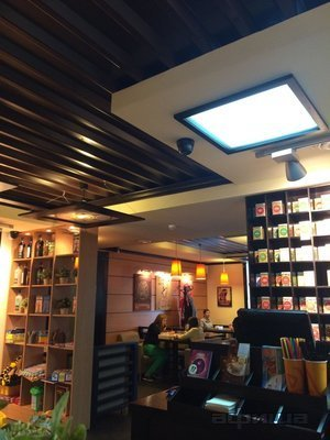 Ресторан Traveler's Coffee - фотография 13