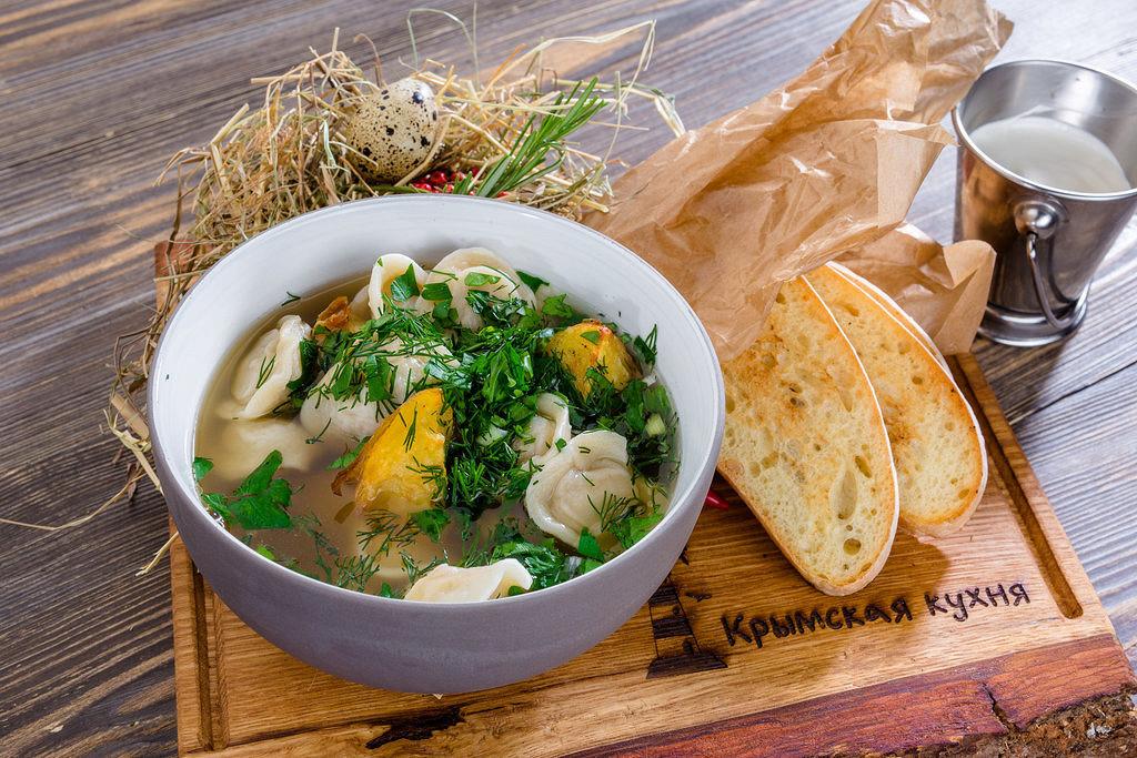 Ресторан Крымская кухня - фотография 16
