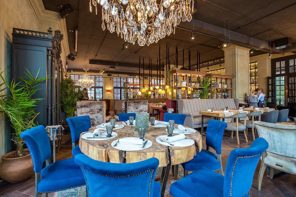 Ресторан Modus - фотография 9