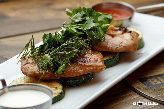 Ресторан Bukowski Grill - фотография 8