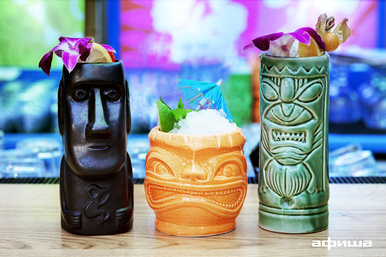 Ресторан Kon-Tiki - фотография 2