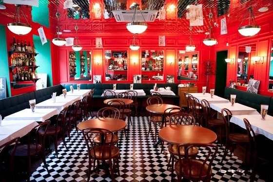 Ресторан Bien Café & Bar - фотография 1