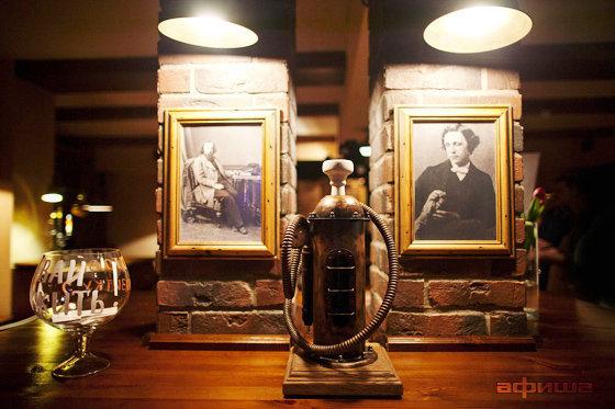 Ресторан Funky Lab - фотография 20
