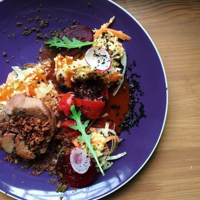 Ресторан Mishka. Food - фотография 23