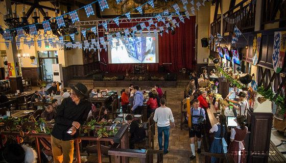 Ресторан Biergarten - фотография 13