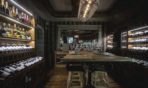 Ресторан Ти-бон Wine - фотография 11