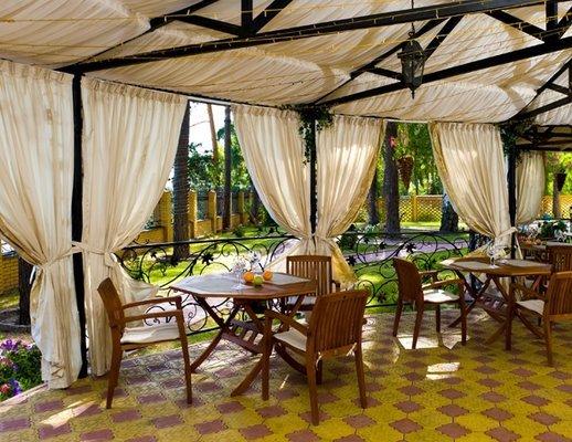 Ресторан Park Hotel - фотография 4