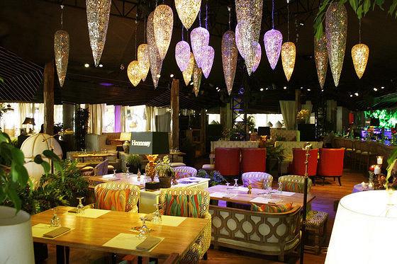 Ресторан Shakti Terrace - фотография 1