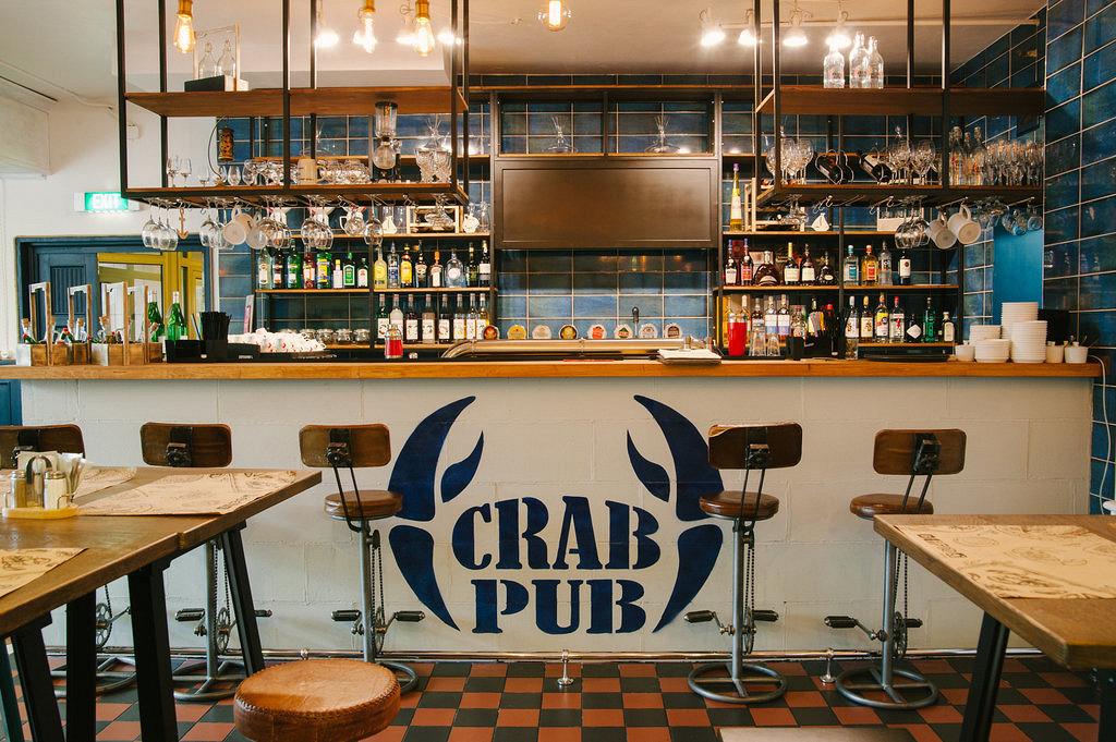Ресторан Crab Pub - фотография 16