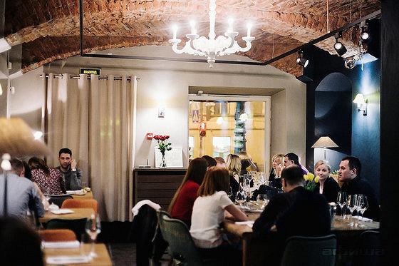 Ресторан Jérôme - фотография 31