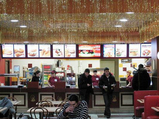Ресторан Southern Fried Chicken - фотография 1