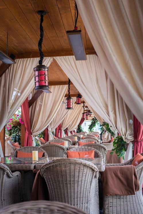 Ресторан Buddha Bar Moscow - фотография 19