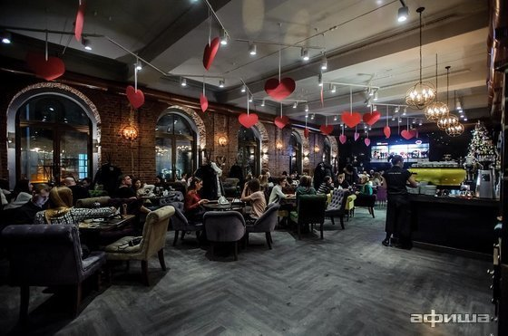 Ресторан Coffee Rooms - фотография 10