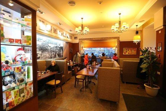 Ресторан Kumpan Café - фотография 7