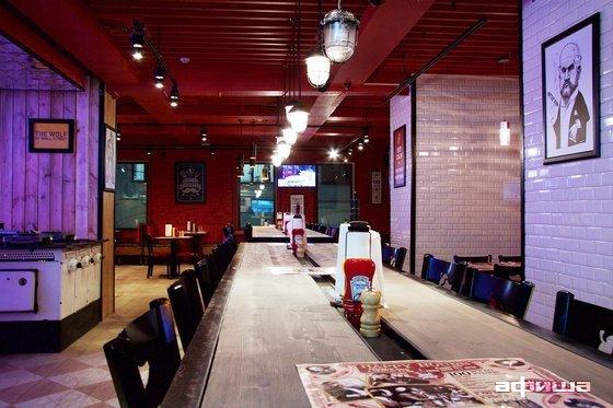 Ресторан J.P. Burger - фотография 12