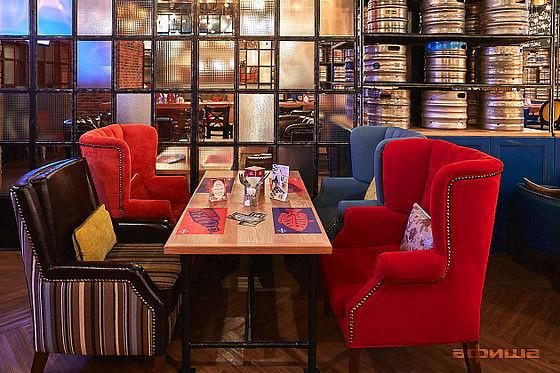 Ресторан Залечь на дно в Брюгге - фотография 1