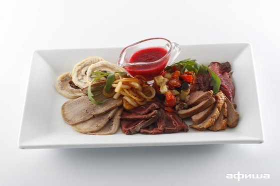 Ресторан Небо - фотография 8