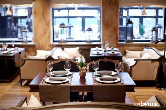 Ресторан Hills - фотография 5