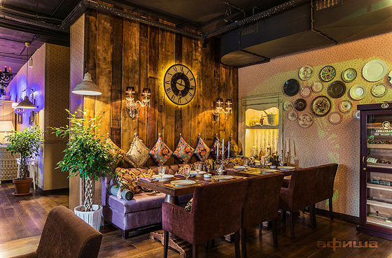 Ресторан Boho - фотография 11