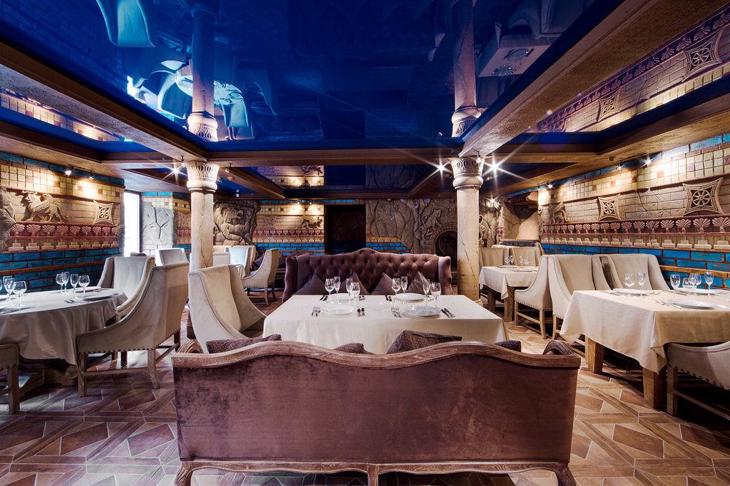 Ресторан Менуа - фотография 18