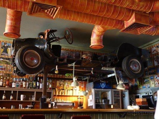 Ресторан Гараж 46 - фотография 6