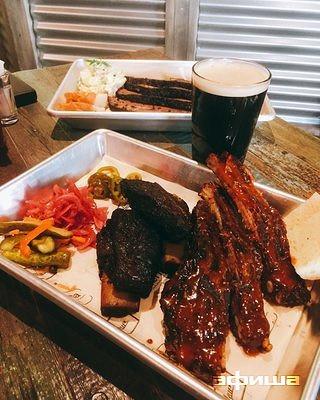 Ресторан Brisket BBQ - фотография 1