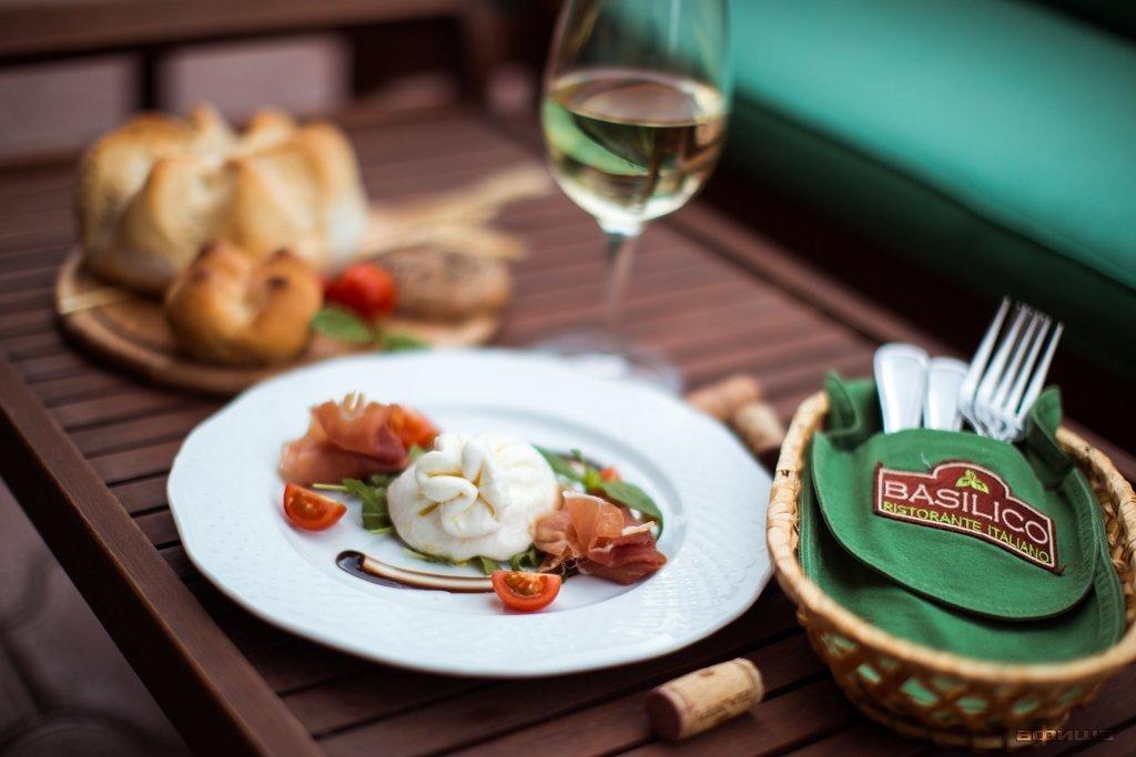 Ресторан Basilico - фотография 10