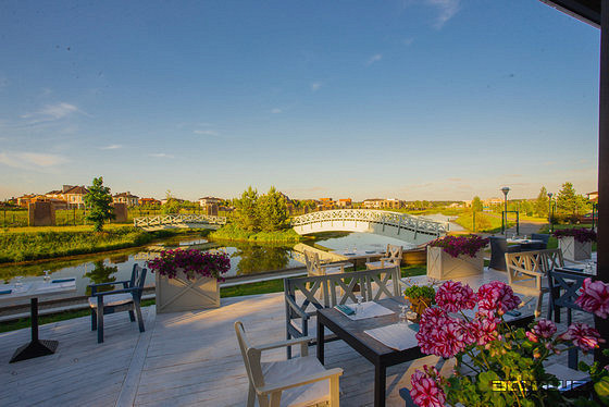 Ресторан The River Café - фотография 3