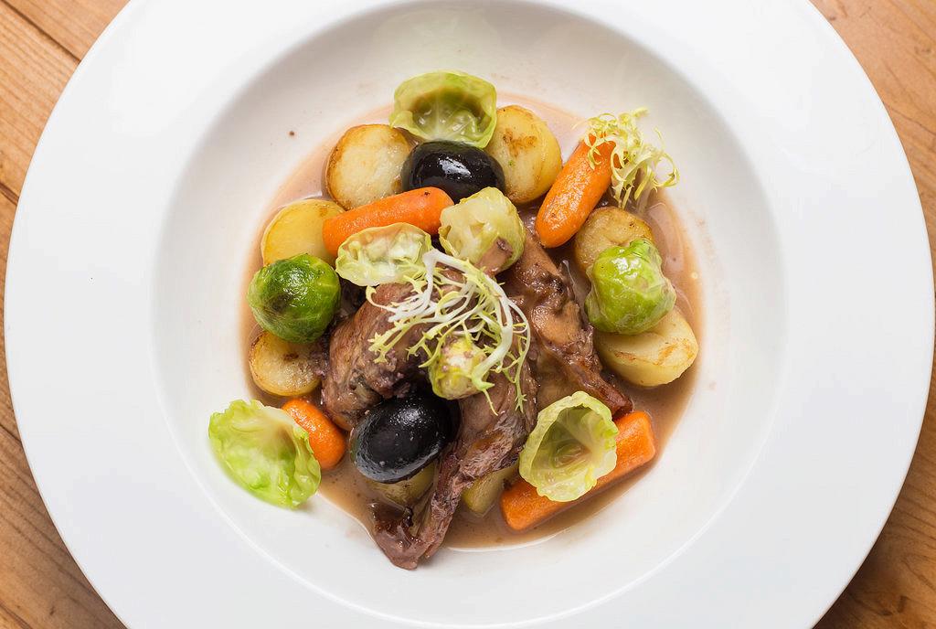 Ресторан La taverna - фотография 15