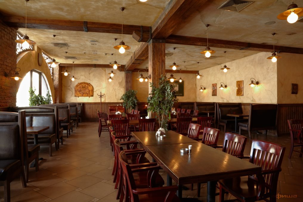 Ресторан Бургомистр - фотография 7