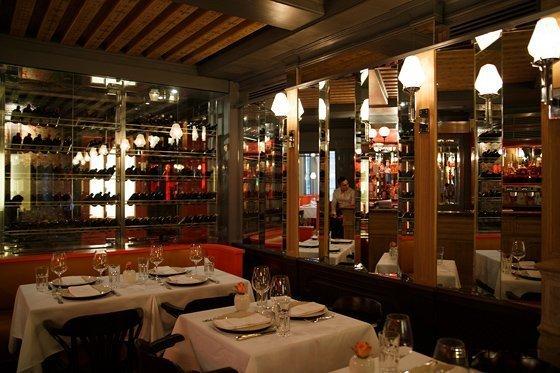 Ресторан Brasserie Мост - фотография 4