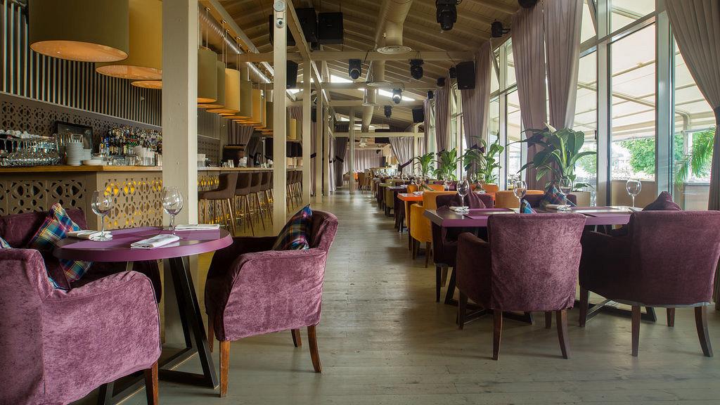 Ресторан GG Bar - фотография 10