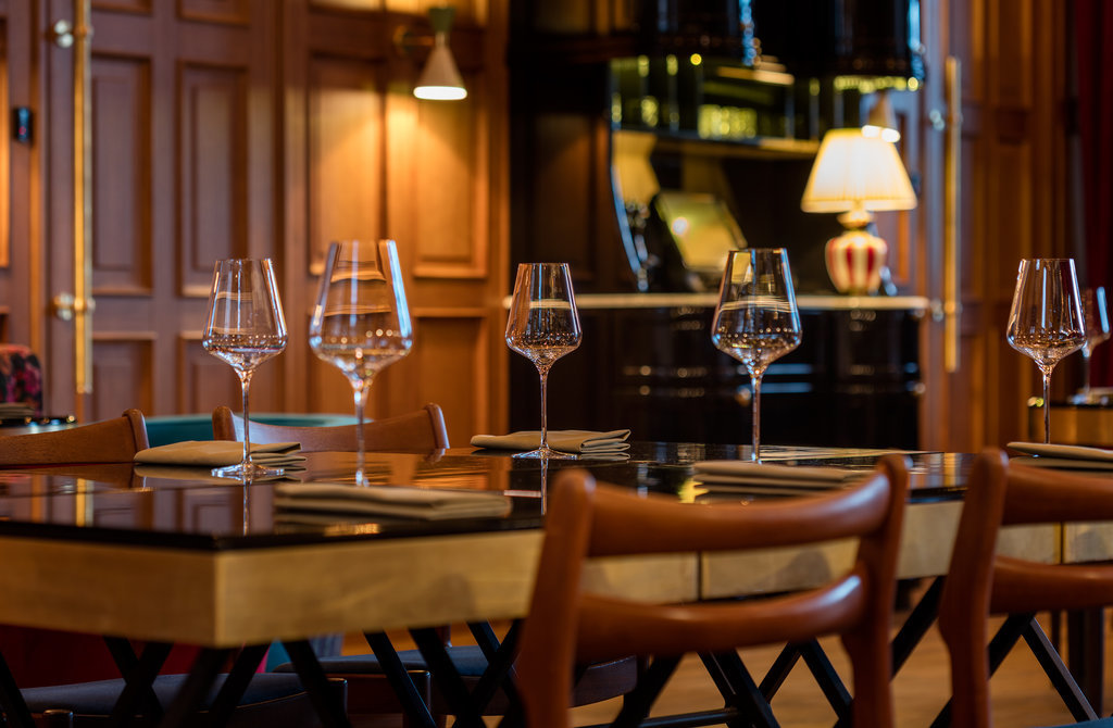 Ресторан Kuznya House - фотография 2