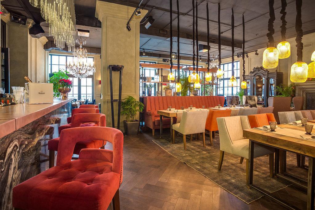 Ресторан Modus - фотография 3