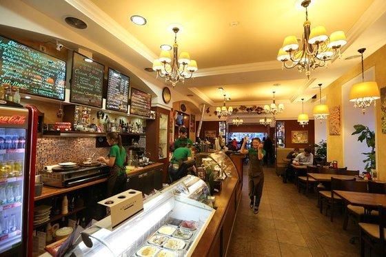 Ресторан Kumpan Café - фотография 2