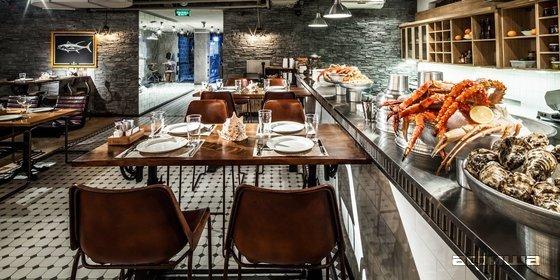 Ресторан Sakhalin - фотография 10