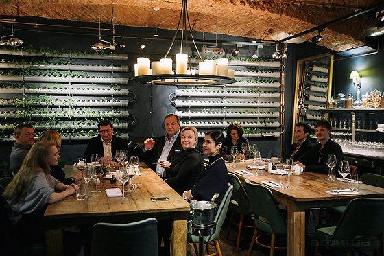 Ресторан Jérôme - фотография 35